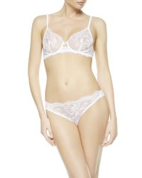 La Perla | White Underwired Bra | Lyst