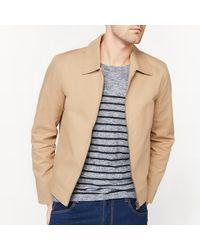 LA REDOUTE - Natural Cotton Short Jacket for Men - Lyst