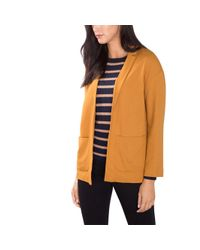 Esprit - Multicolor 3/4-sleeve Jacket With Pockets - Lyst