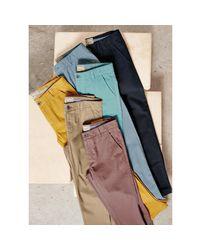 LA REDOUTE - Multicolor Pantalon Chino Couleur 10-16 Ans for Men - Lyst
