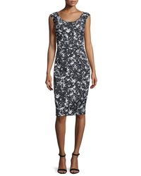 Michael Kors | White Palomino-print Dress | Lyst