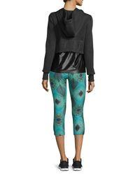 Koral Activewear - Green Printed Ankle Leggings - Lyst