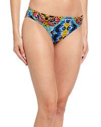 L*Space - Black Monique Full Bikini Swim Bottom - Lyst