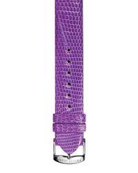 Philip Stein | Purple 18mm Lizard Watch Strap | Lyst