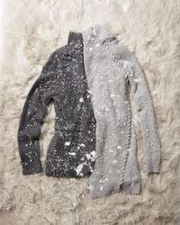 Neiman Marcus - Gray Cashmere Blazer Jacket - Lyst