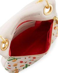 Hammitt - Red Corey Reversible Printed Crossbody Bag - Lyst