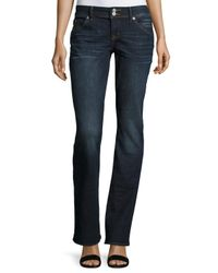 Hudson Jeans | Blue Beth Baby Boot-cut Jeans | Lyst