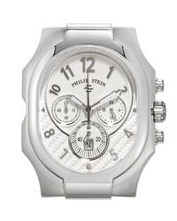 Philip Stein | Metallic Large Classic Chronograph Watch Head for Men | Lyst