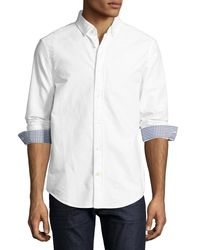 Original Penguin | White Classic Button-down Oxford Shirt for Men | Lyst