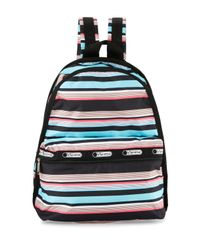 LeSportsac | Blue Basic Ripstop Backpack | Lyst