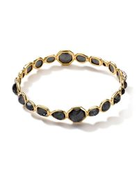 Ippolita - Metallic 18k Gold Rock Candy® Gelato Bangle - Lyst