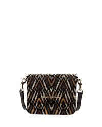 Elaine Turner - Multicolor Brie Fabric Crossbody Bag - Lyst