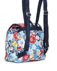 LeSportsac | Blue Edie Small Printed Backpack | Lyst