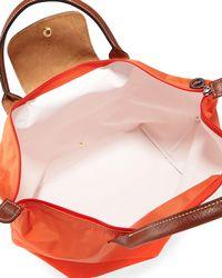 Longchamp - Natural Le Pliage Medium Tote Bag - Lyst