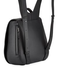 Steven Alan - Black Kate Smooth Leather Backpack - Lyst