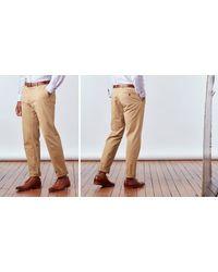 Ledbury | Multicolor The Sand Richmond Cotton Canvas Pant for Men | Lyst