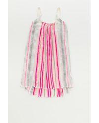 lemlem   Pink Aden Slip Dress   Lyst