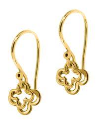 Dinny Hall | Metallic Small Vermeil Talitha Earrings | Lyst