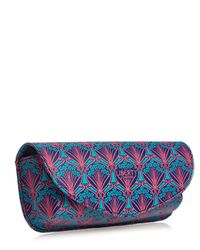 Liberty - Blue Sunglasses Case In Iphis Canvas - Lyst