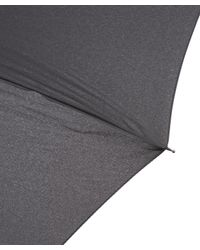 Fulton - Black Commissioner Long Umbrella - Lyst