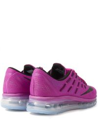 Nike - Purple Violet Air Max 2016 Trainers - Lyst
