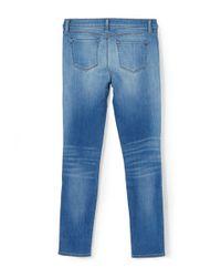 J Brand | Blue Anja Photo Ready Cropped Midrise Jeans | Lyst