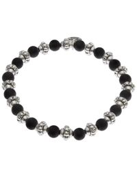 Philippe Audibert | Metallic Lynda Beaded Bracelet | Lyst