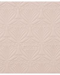 Liberty - Pink Iphis Leather Passport Cover - Lyst
