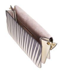 J.W. Anderson - Black Art Print Medium Pierce Handbag - Lyst