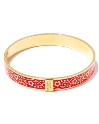Liberty | Red Imran Thick Cuff | Lyst