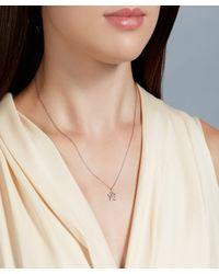 Astley Clarke - Multicolor Rose Gold Super Star Pendant Necklace - Lyst