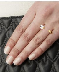 Maria Black - Multicolor Gold And Silver Orion Ring - Lyst