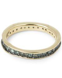 Satomi Kawakita - Metallic Gold Absolute Alexandrite Ring - Lyst