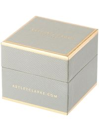 Astley Clarke - Metallic Rose Gold Sapphire Mini Interstellar Bracelet - Lyst