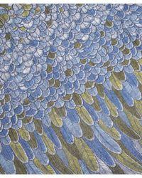 Inouitoosh - Blue Piou Scarf - Lyst