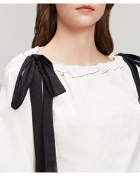 Rejina Pyo - White Heidi Blouse - Lyst
