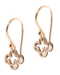 Dinny Hall - Metallic Small Vermeil Talitha Earrings - Lyst