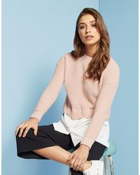Lost Ink | Pink 2 In 1 Jumper | Lyst