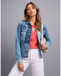 Pepe Jeans | Black Denim Jacket | Lyst