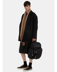 Acne Studios   Men's Kosti Mohair Crew Neck Sweater In Black for Men   Lyst