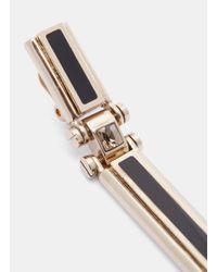 Lanvin - Metallic Women's Drop Clip Earrings In Gold - Lyst