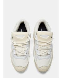 Raf Simons - Unisex Ozweego Bunny Sneakers In Off-white for Men - Lyst