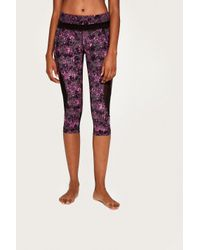 Lolë - Multicolor Run Capri - Lyst