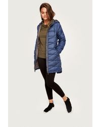 Lolë - Blue Claudia Packable Jacket - Lyst