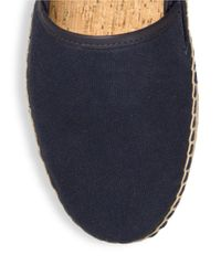 Ugg | Black Ugg 'kas' Slip-on for Men | Lyst
