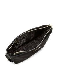 Karl Lagerfeld - Black Nylon Crossbody Bag - Lyst