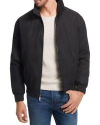 Weatherproof - Black Water Repellent Jacket for Men - Lyst