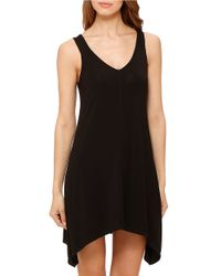 DKNY | Black Plus Urban Essentials Chemise | Lyst