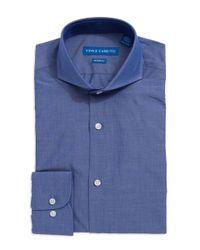 Vince Camuto   Blue Modern Fit Dress Shirt for Men   Lyst