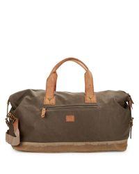 Marc New York | Multicolor Fairfield Canvas Duffel Bag for Men | Lyst